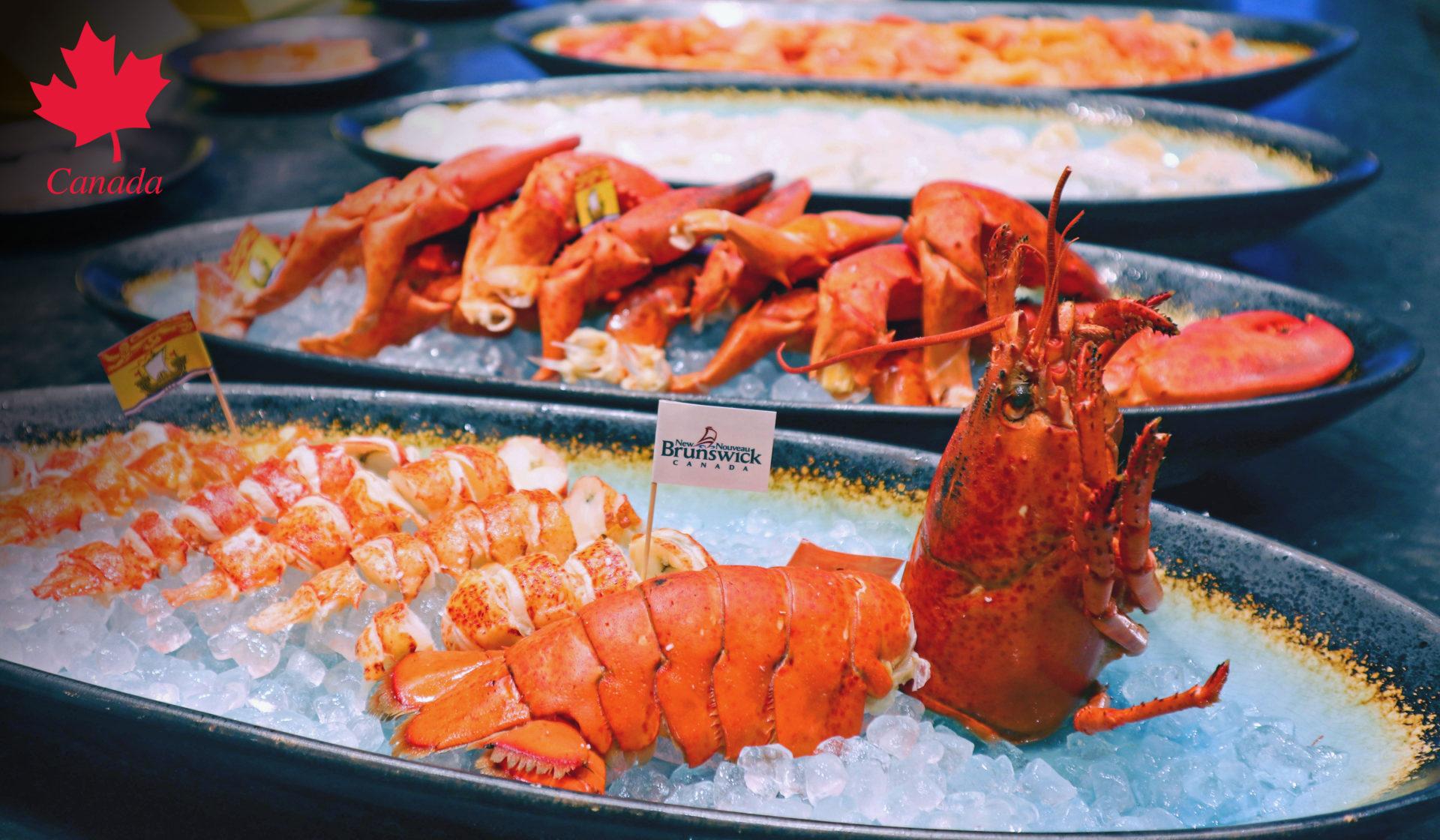 New Brunswick Seafood Celebration Box